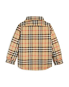 Burberry - Boys' Fredrick Vintage Check Shirt - Little Kid, Big Kid