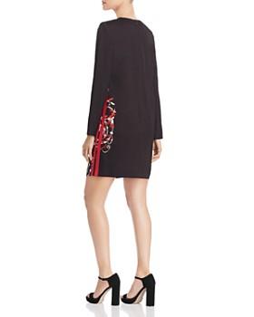 Escada Sport - Dimati Printed Track-Stripe Dress