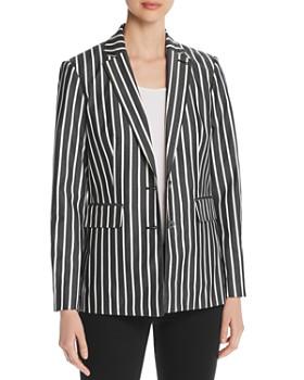 KARL LAGERFELD Paris - Striped Blazer