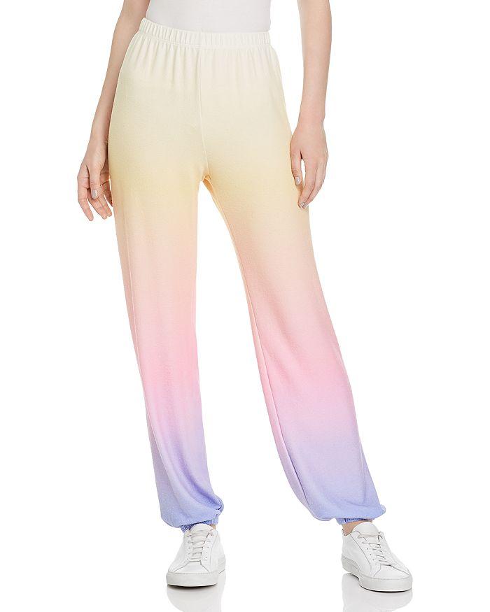 3e8fe8c21887f WILDFOX Ocean Sunset Sweatpants | Bloomingdale's
