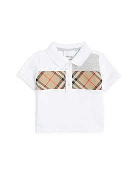 920ab7522d Burberry - Boys' Mini Jeff Polo Shirt - Baby