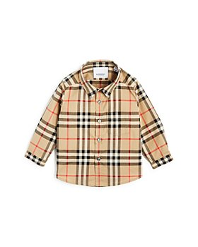 Burberry - Boys' Fredrick Vintage Check Shirt - Baby