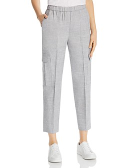 Theory - Easy Cropped Cargo Pants