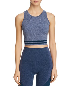 LNDR - Radar Compression Cropped Top