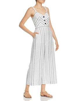 Parker - Dominica Striped Jumpsuit