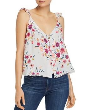 c060415836d AQUA Women's Tops: Graphic Tees, T-Shirts & More - Bloomingdale's