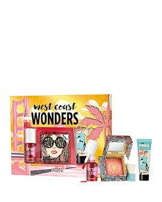 Benefit Cosmetics - West Coast Wonders Mini Face & Lip Set ($41 value)