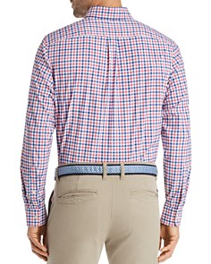 Vineyard Vines - Tucker Performance Bermuda-Check Classic Fit Button-Down Shirt