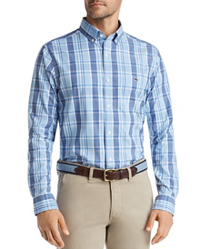 Vineyard Vines - Tucker Prep Plaid Classic Fit Button-Down Shirt