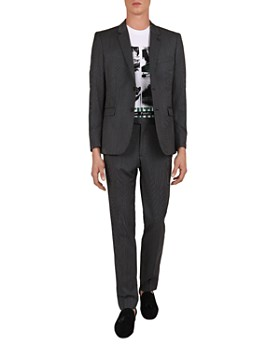 The Kooples - Clear Stripe Classic Fit Suit