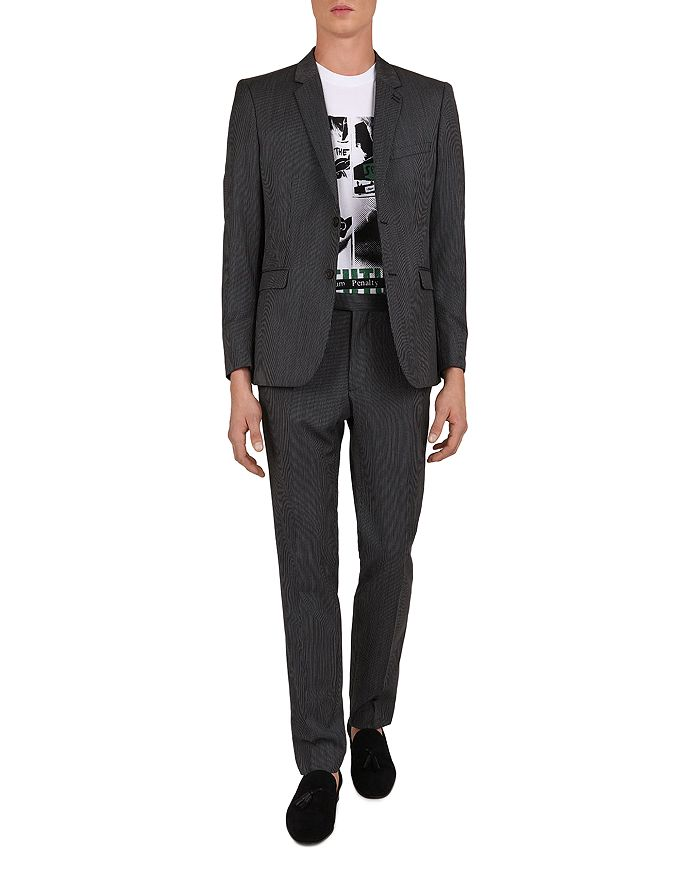 46880318ff1 The Kooples Clear Stripe Classic Fit Suit | Bloomingdale's