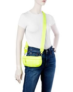 MCM - Visetos Small Crossbody Belt Bag