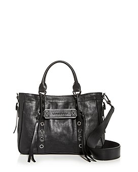 Longchamp - Small 3D Rock Leather Tote