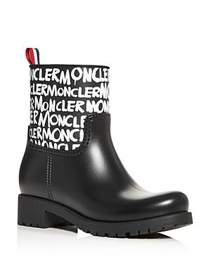 Moncler Boots WOMEN'S GINETTE RAIN BOOTS