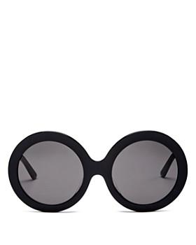 34624c2e79 CELINE - Women's Oversized Round Sunglasses, ...