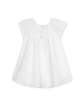 Pippa & Julie - Girls' Eyelet Dress - Baby