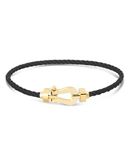 Fred - 18K Yellow Gold Force 10 Medium Buckle & Cable Options