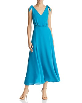 Betsey Johnson - Crepe Georgette Midi Dress