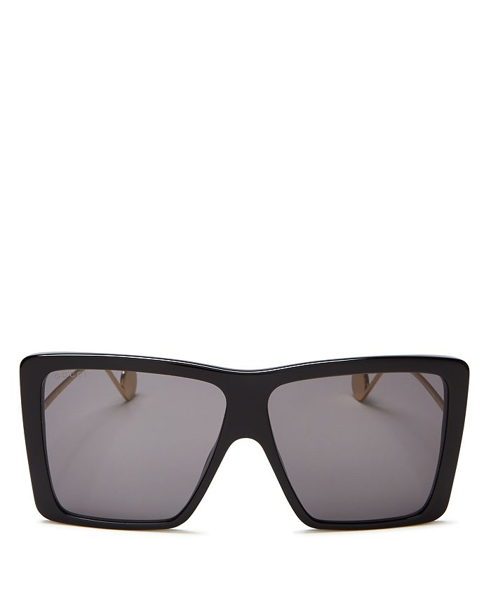 358bc11a07a Women's Flat Top Square Sunglasses, 61mm