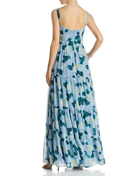 Fame and Partners - Devon Printed Gown