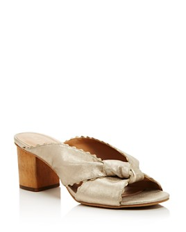 Jack Rogers - Women's Holly Block-Heel Slide Sandals