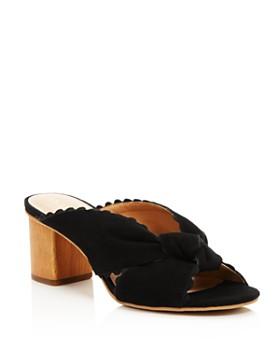 Jack Rogers - Women's Holly Block-Heel Slide Sandals
