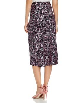 Rebecca Taylor - Wild Rose Floral-Print Midi Skirt