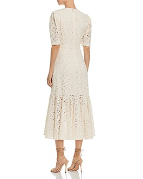 Rebecca Taylor - Clover Eyelet Dress