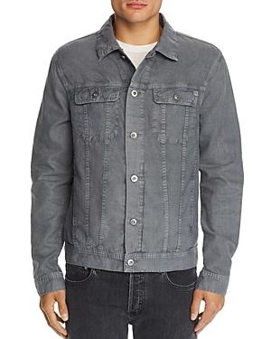 Ag Dart Regular Fit Trucker Jacket-Men