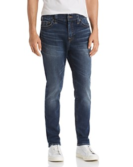 True Religion - Jack No Flap Straight Slim Fit Jeans