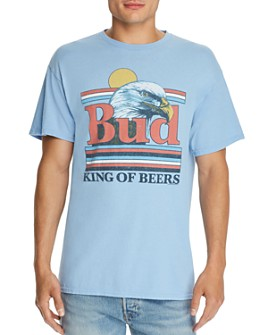 Junk Food - Bud Graphic Tee