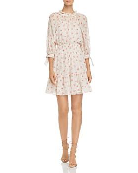 Rebecca Taylor - Maui Clip Floral Dress