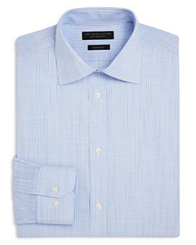 The Men's Store at Bloomingdale's - Candy Stripe Regular Fit Dress Shirt
