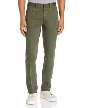 Z Zegna - Stretch Denim Regular Fit Pants