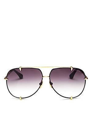 Dita Women's Talon Aviator Sunglasses, 60mm