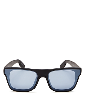 Kenzo Unisex Rectangular Sunglasses, 63mm
