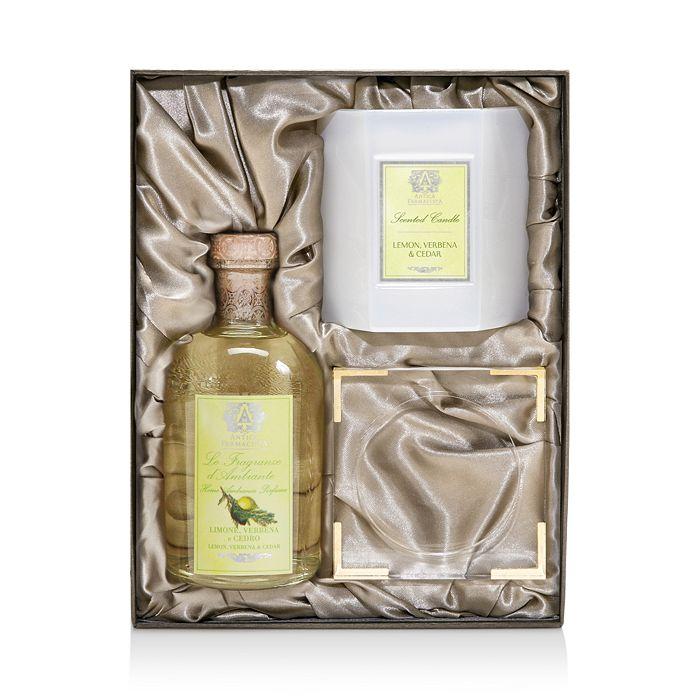Antica Farmacista - Lemon, Verbena & Cedar Home Ambiance Gift Set Brand Name