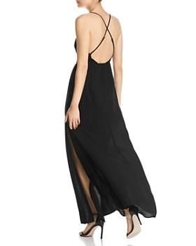 AQUA - Strappy Maxi Dress - 100% Exclusive