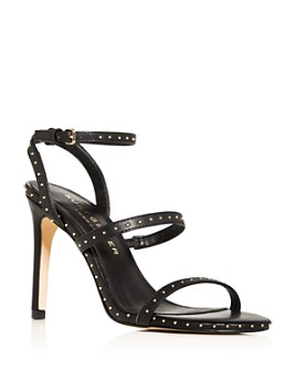 KURT GEIGER LONDON - Women's Portia Studded High-Heel Sandals