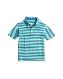Johnnie-O - Linus Striped Polo Shirt - Little Kid, Big Kid