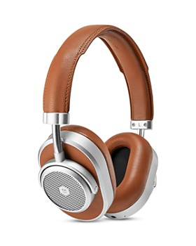 Master & Dynamic - MW65 Noise-Cancelling Wireless Over-Ear Headphones
