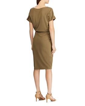 Ralph Lauren - Tie-Waist T-Shirt Dress