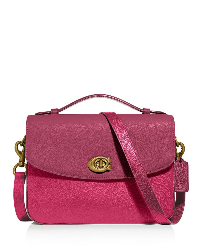 COACH - Cassie Leather Crossbody