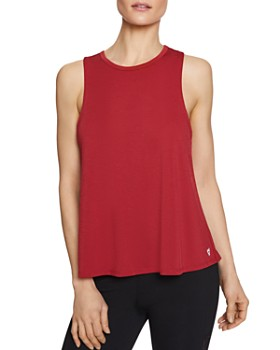 Betsey Johnson - Twist-Back Swing Tank
