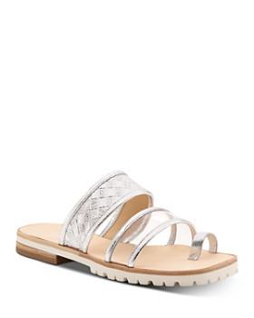 Botkier - Women's Maje Clear Slide Sandals