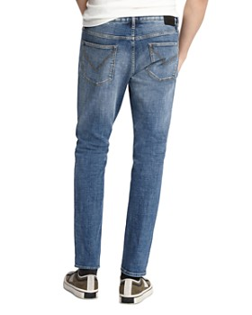 John Varvatos Star USA - Matchstick Skinny Fit Jeans in Summer Sky