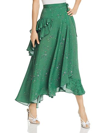 Preen Line - Electra Ruffled Wrap Skirt