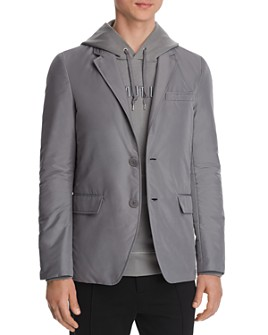 Helmut Lang - Padded Slim Fit Blazer