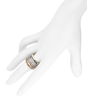 Alexis Bittar - Ring Stack, Set of 6