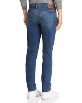 PAIGE - Lennox Slim Fit Jeans in Thatcher